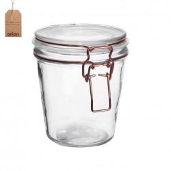 Dóza sklo CLIP patent 0,62 l RÓZA R