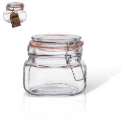 Dóza sklo patent BELA 0,5 l nízká