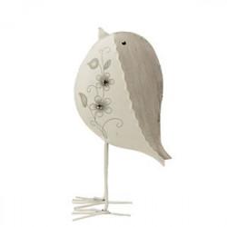 Ptáček kovový