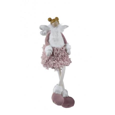 Anděl s drdůlky, růžová
