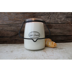 MILKHOUSE CANDLE Apple Stroodel vonná svíčka BUTTER JAR (624 g)