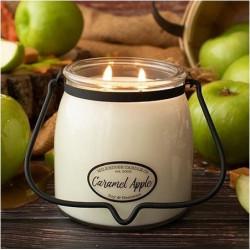 MILKHOUSE CANDLE Caramel Apple vonná svíčka BUTTER JAR 2-knotová (454 g)