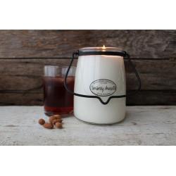 MILKHOUSE CANDLE Cranberry Amaretto vonná svíčka BUTTER JAR (624 g)