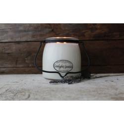 MILKHOUSE CANDLE Eucalyptus Lavender vonná svíčka BUTTER JAR 2-knotová (454 g)