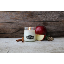 MILKHOUSE CANDLE Holiday Home vonná svíčka CREAM JAR (142 g)