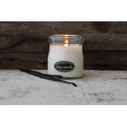 MILKHOUSE CANDLE Pure Vanilla vonná svíčka CREAM JAR (142 g)