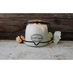 MILKHOUSE CANDLE Sea Salt & Magnolia vonná svíčka BUTTER JAR 2-knotová (454 g)