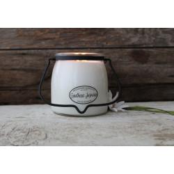 MILKHOUSE CANDLE Southern Jasmine vonná svíčka BUTTER JAR 2-knotová (454 g)