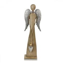 Dřevěný anděl, velký
