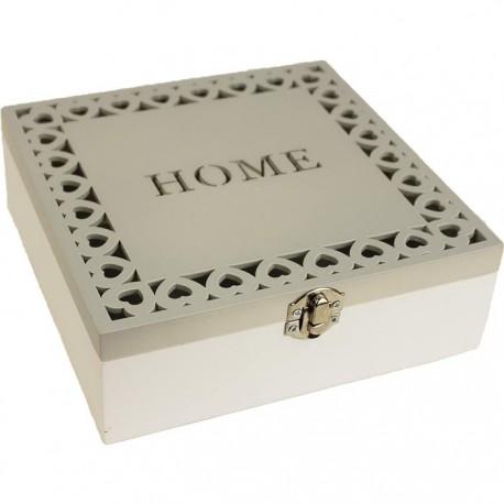 Krabička home