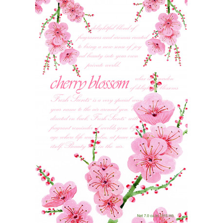 Vonný sáček Cherry Blossoms Fresh Scents WillowBrook