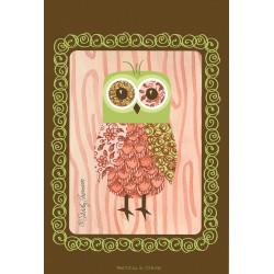 Vonný sáček Pink Owl Fresh Scents WillowBrook