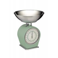 Kuchyňská váha Living Nostalgia zelená