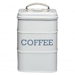 Plechová dóza Living Nostalgia na kávu