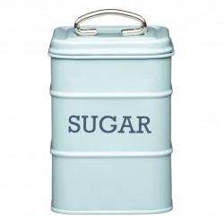 Plechová dóza Living Nostalgia na cukr