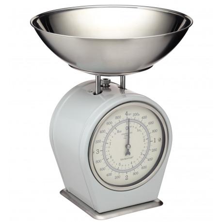 Kuchyňská váha Living Nostalgia šedá