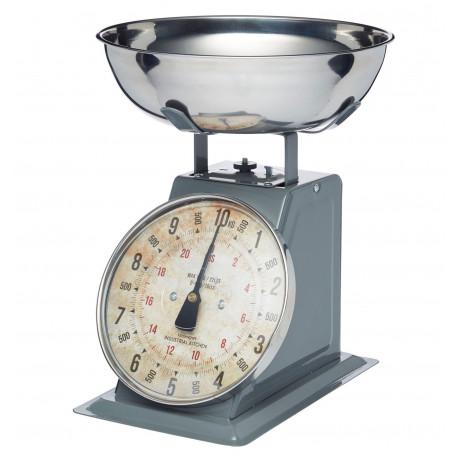 Kuchyňská váha Industrial Kitchen šedá