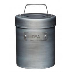 Kovová dóza na čaj Industrial Kitchen