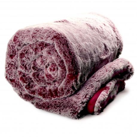 Silná deka Lova červená