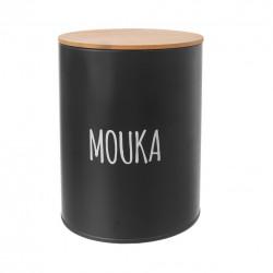 Dóza MOUKA pr. 13 cm
