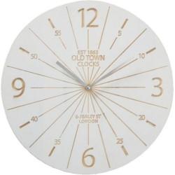 Nástěnné hodiny OLD TOWN CLOCKS, 38 cm