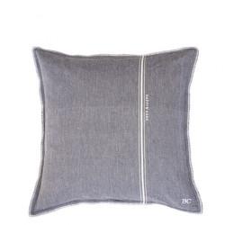 Povlak na polštář HAPPY HOME, šedá, 50x50 cm