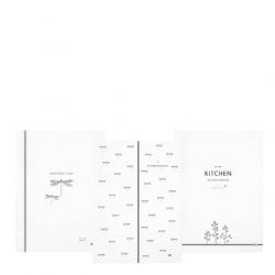 Utěrka VÁŽKA, bílá, 50x70 cm, 1 ks