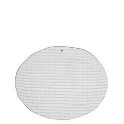 Servírovací talíř 37x30 cm