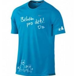 Funkční tričko NIKE pánské Běhám pro děti