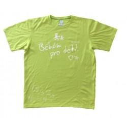 Funkční tričko COLUMBIA pánské Běhám pro děti