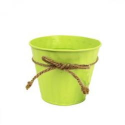 Květináč zelený malý