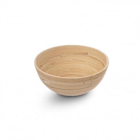 Miska točený bambus pr. 14 cm