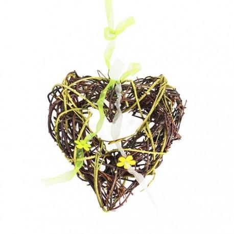 Srdce z větví