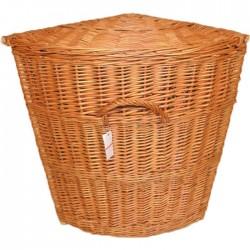 Koš na prádlo rohový