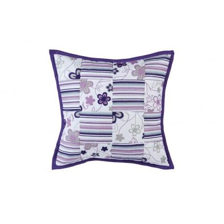 Povlak na polštář 40/40 VIOLETA, fialová