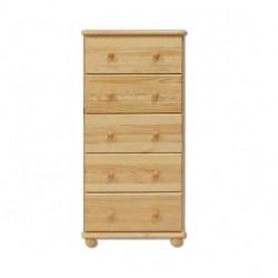 Dřevěná komoda borovice masiv III