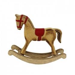 Koník dřevěný