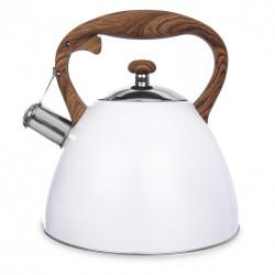 Čajník nerez WOODEN 3,5 l