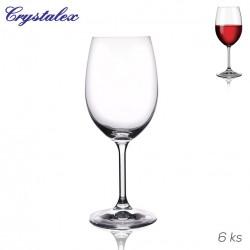 Sklenice LARA 0,45l víno 6ks