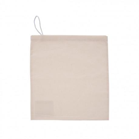 Sáček bavlna zatahovací ECO 30x35 cm