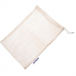 Sáček bavlna zatahovací ECO HOLES 30x35 cm