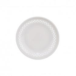 Talíř porc. dezertní LIGHT pr. 14 cm