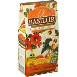 Čaj Fruit Blood Orange, 100g, BASILUR