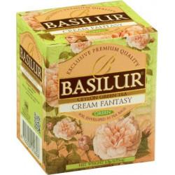 Čaj Bouquet Cream Fantasy, 10x1.5g, BASILUR