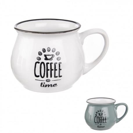 Hrnek ker. COFFEE TIME 0,32 l