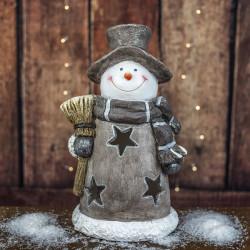 Svícen sněhulák
