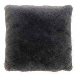 Chlupatý polštář Lova tmavě šedý