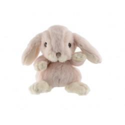 BK KANINI zajíc, světlá krémová, 15 cm