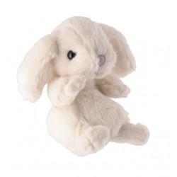 BK KANINI zajíc, bílá, 15 cm