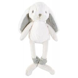 BK DARCY zajíček, kluk, bílá, 25 cm